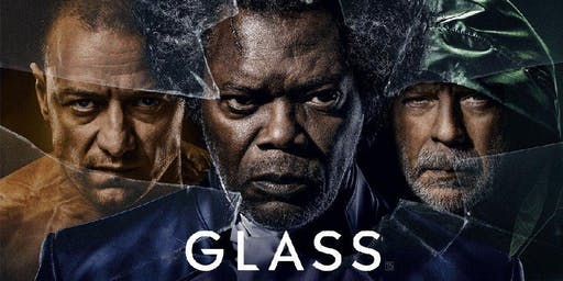STRATFORD & WEST HAM COMMUNITY SCREENING: GLASS + Q&A WITH SUBTITLES