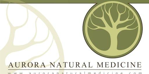 Aurora Natural Medicine Grand Re-Opening