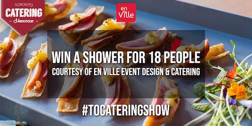 2019 Toronto Catering Showcase