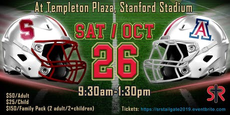 St. Raymond School - Annual Stanford Tailgate 2019 tickets
