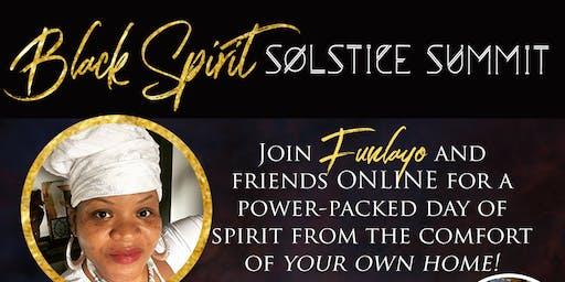 Black Spirit Solstice Summit 2019