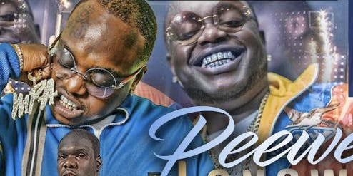 Peewee Longway at luxe lounge