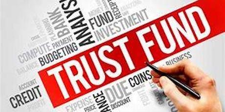 Trust Fund Workshop - Washington State Developmental Disabilities Endownment Trust Fund tickets