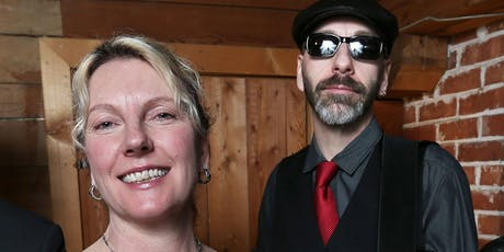 LIVE #AtTheENZ (Downtown): Black Cat Soul Duo tickets