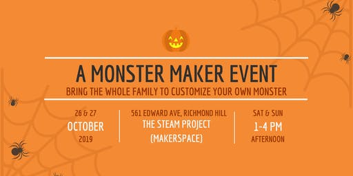 A Monster Maker Event