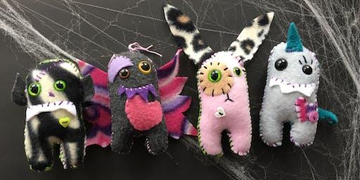 Sew a Monster Workshop