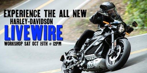 Harley-Davidson LIVEWIRE Workshop