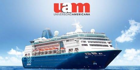 Seminario: La importancia del turismo de cruceros entradas
