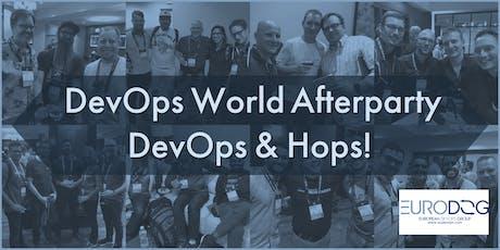 DevOps World Afterparty! bilhetes