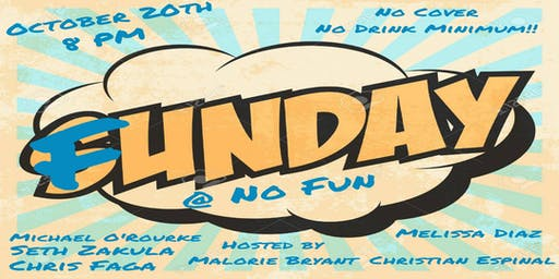 Funday @ No Fun