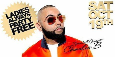 OVO's DJ CHARLIE B @ BARCODE SATURDAYS  tickets