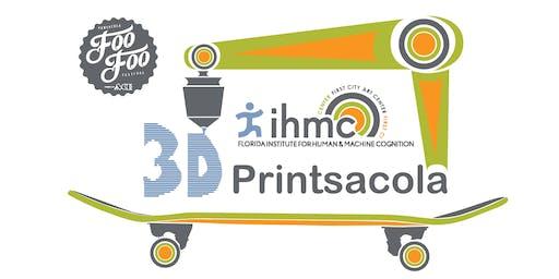 3D Printsacola: Skateable Skulptures