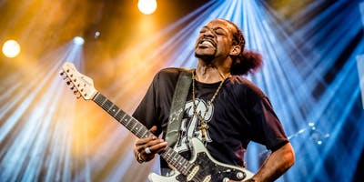 Eric Gales w/ special guest Ron Artis II & The Truth