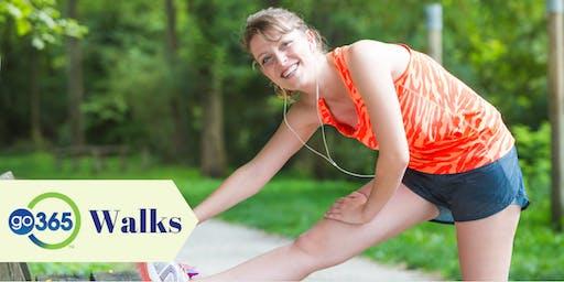 Fitness in the Park: Go365 Walk November