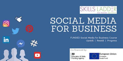 Social Media for Business Course | Funded skills training