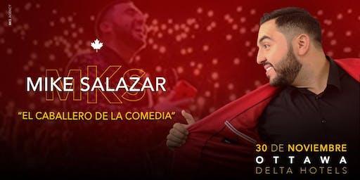 MIKE SALAZAR EN CANADA