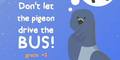 Story Time: Don't Let The Pigeon Drive The Bus entradas