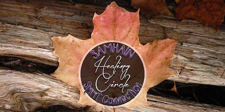 Healing Circle: Samhain Spirit Connection tickets