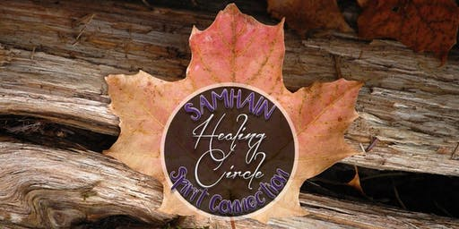Healing Circle: Samhain Spirit Connection