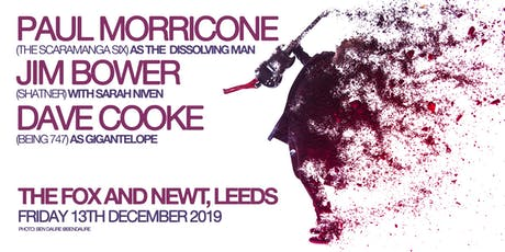 Paul Morricone / Jim Bower / Dave Cooke - An Evening with Three Wise Men tickets