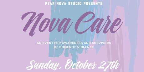 """Nova Care"" by Pear Nova Studio tickets"