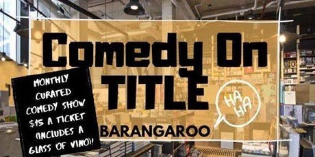 Comedy on TITLE tickets
