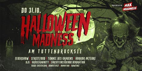 Halloween Madness | Beckum - Die größte Party der Region Tickets