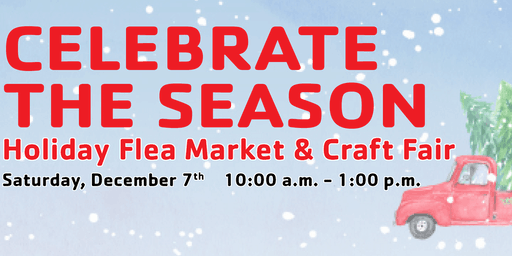 Holiday Flea Market and Craft Fair Vendor Registration