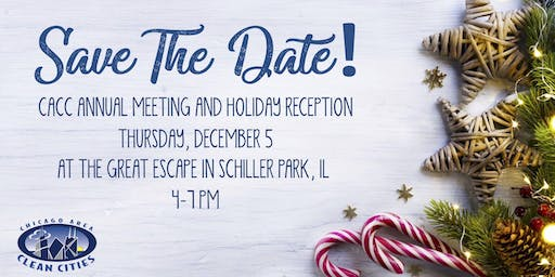 Chicago Area Clean Cities End of Year Meeting and Holiday Reception