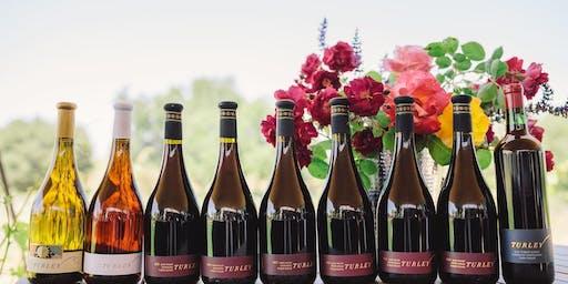 Turley Wine Cellars Tasting