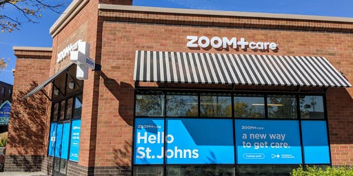 ZOOM+Care St. Johns Grand Opening Celebration