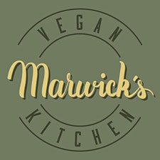 Marwick's Vegan Kitchen  logo