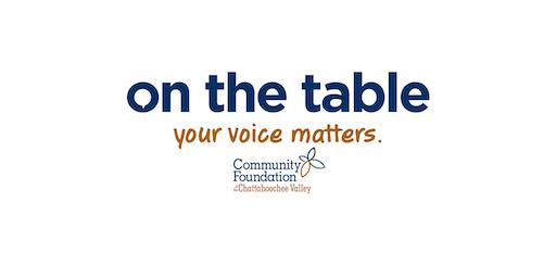 On the Table Chatt: YMCA