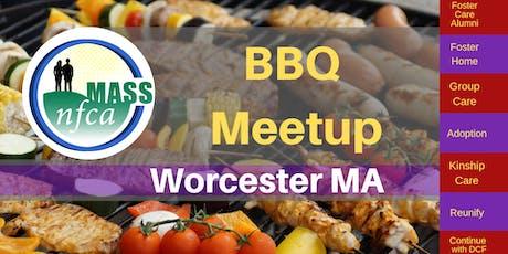 BBQ Meetup tickets