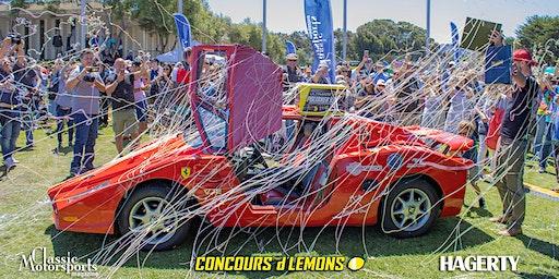 Concours d'Lemons California 2020