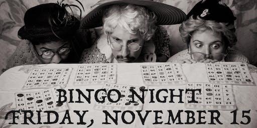 Bingo Night 2019