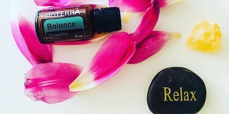 De-Stress & Recharge: Essential Oil Workshop with Sally Gee tickets