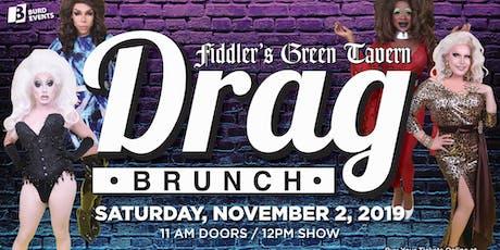 Fiddler's Green Tavern Drag Brunch tickets