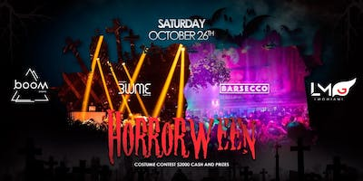 Horrorween - Halloween Party at Barsecco + Blume