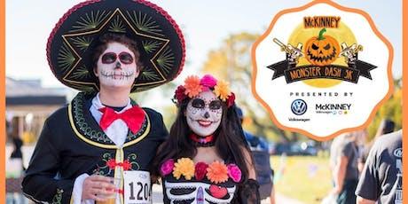 McKinney Fall Festival & Monster Dash 5k  tickets