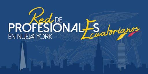 Networking - Red de Profesionales Ecuatorianos en Nueva York