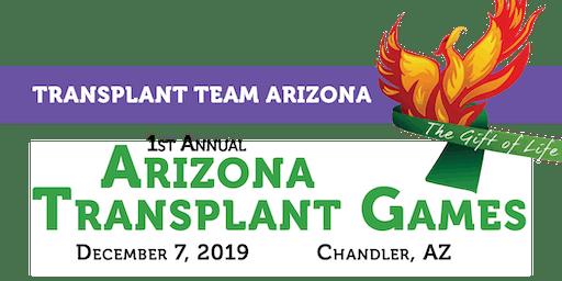 Arizona Transplant Games