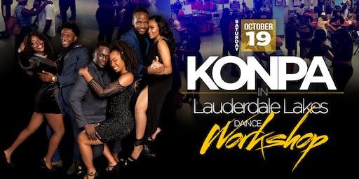 Konpa Dance Lessons in Lauderdale Lakes