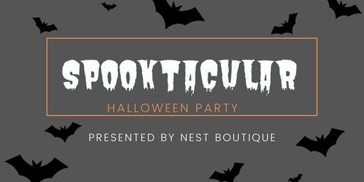 Nest Boutique's Spooktacular Halloween Party!