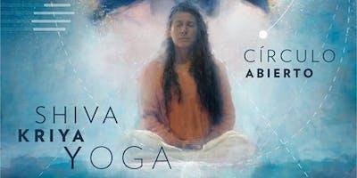 Workshop Gratuito | Shiva Kriya Yoga: Círculo Abierto