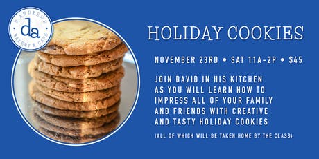 Holiday Cookies tickets