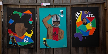"The Oakland Art Show ""BeastMode Basquiat"" tickets"