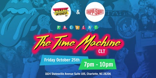 The Time Machine CLT