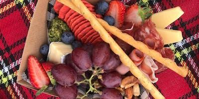 Cheese and Fruit Hamper - Sunday 17 Nov