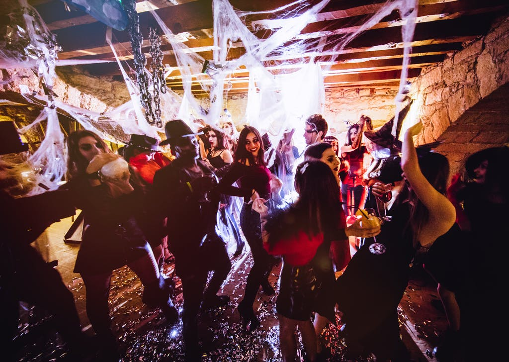 The Best Halloween Parties in Washington, DC